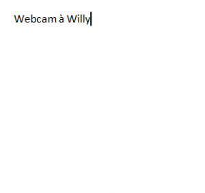 webcamwilly